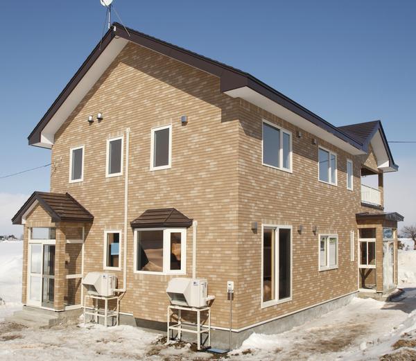 程よい距離感を保てる二世帯住宅