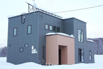 ネット・ゼロ・エネルギー・ハウス支援事業住宅