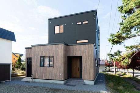 好みのスタイルで暮らす二世帯住宅
